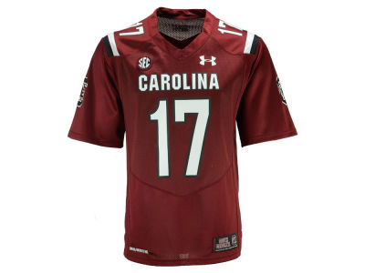 South Carolina Gamecocks Under Armour NCAA Men's Replica Football Jersey