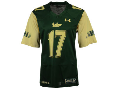 South Florida Bulls Under Armour NCAA Men's Replica Football Jersey