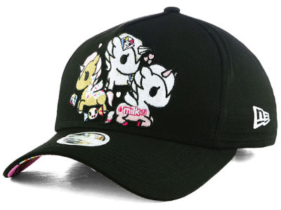 Tokidoki Blossom Ponies 9FORTY Cap