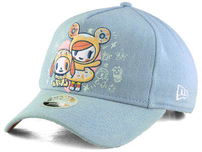 Tokidoki Denim Donut 9FORTY Cap
