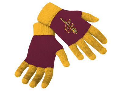 Cleveland Cavaliers Forever Collectibles Color Block Knit Texting Glove