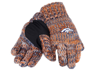 Denver Broncos Forever Collectibles Peak Glove