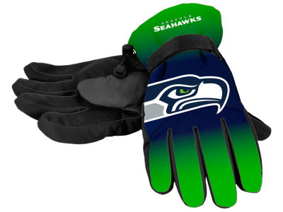 Seattle Seahawks Gradient Big Logo Insulated Glove