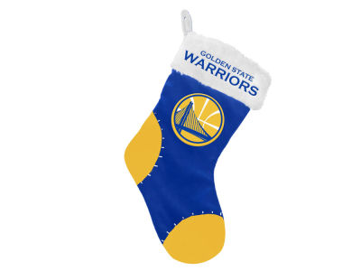 Golden State Warriors 2017 Basic Stocking