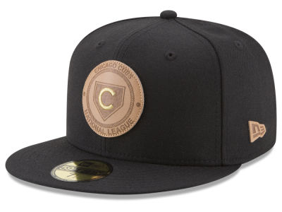 Chicago Cubs New Era MLB Vintage Black 59FIFTY Cap