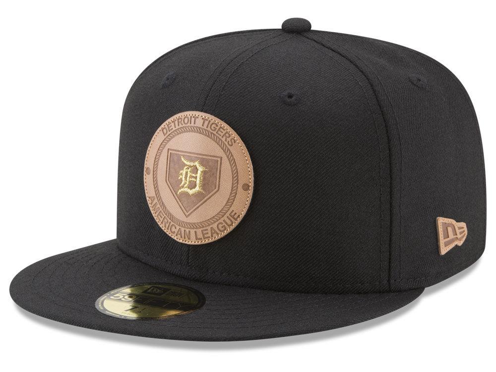 quality design ca6e5 8f694 ... purchase detroit tigers new era mlb vintage black 59fifty cap 04f63  1022b