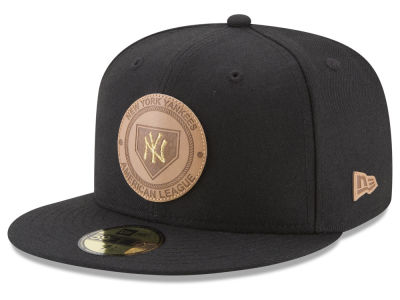 New York Yankees New Era MLB Vintage Black 59FIFTY Cap