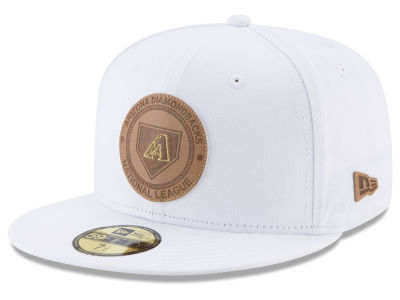 Arizona Diamondbacks New Era MLB Vintage White 59FIFTY Cap