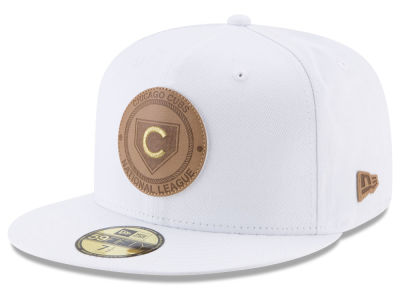 Chicago Cubs New Era MLB Vintage White 59FIFTY Cap