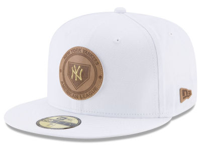 New York Yankees New Era MLB Vintage White 59FIFTY Cap