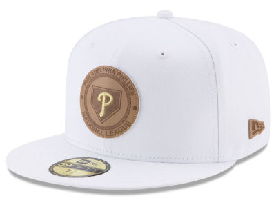 Philadelphia Phillies New Era MLB Vintage White 59FIFTY Cap
