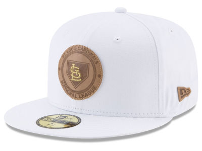 St. Louis Cardinals New Era MLB Vintage White 59FIFTY Cap
