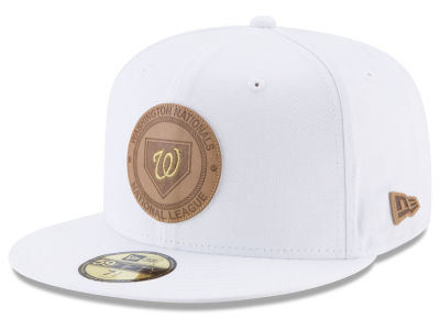 Washington Nationals New Era MLB Vintage White 59FIFTY Cap