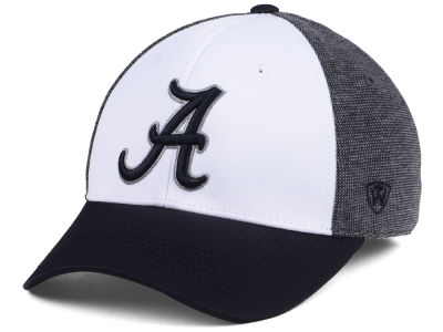 Alabama Crimson Tide Top of the World NCAA Hustle Hard Flex Cap
