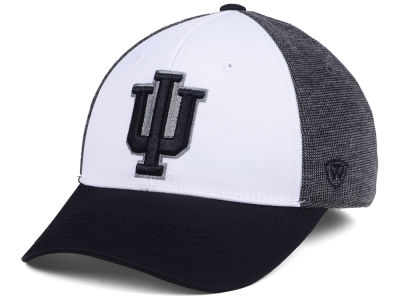 Indiana Hoosiers Top of the World NCAA Hustle Hard Flex Cap