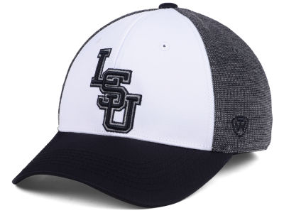 LSU Tigers Top of the World NCAA Hustle Hard Flex Cap