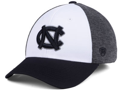 North Carolina Tar Heels Top of the World NCAA Hustle Hard Flex Cap