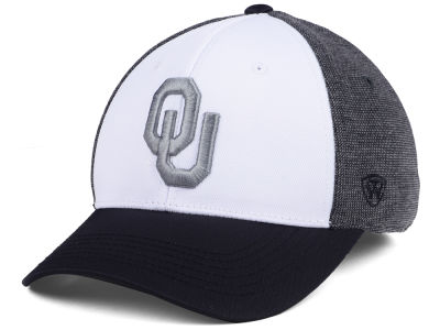 Oklahoma Sooners Top of the World NCAA Hustle Hard Flex Cap