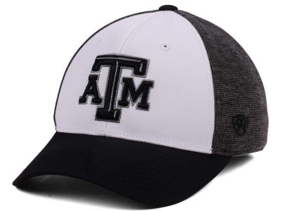 Texas A&M Aggies Top of the World NCAA Hustle Hard Flex Cap