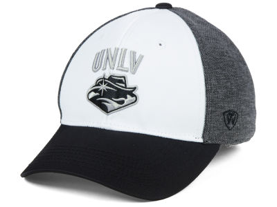UNLV Runnin Rebels Top of the World NCAA Hustle Hard Flex Cap