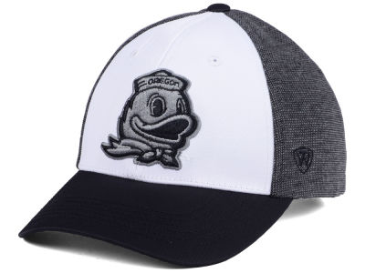 Oregon Ducks Top of the World NCAA Hustle Hard Adjustable Cap