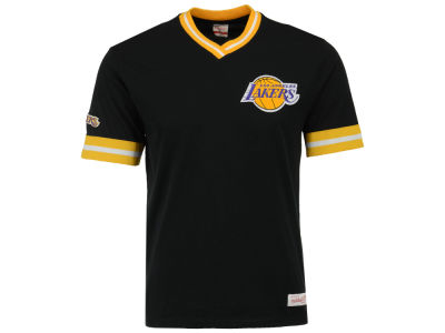 Los Angeles Lakers Mitchell & Ness NBA Men's Overtime Win Vintage Jersey