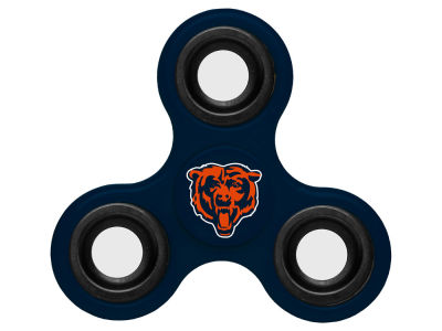 Chicago Bears Forever Collectibles Three Way Fidget Spinnerz