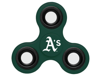 Oakland Athletics Three Way Fidget Spinnerz