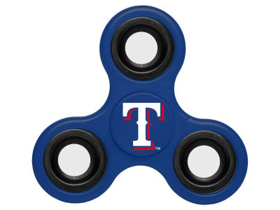 Texas Rangers Three Way Fidget Spinnerz