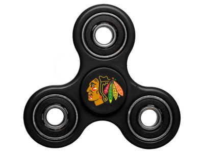 Chicago Blackhawks Forever Collectibles Three Way Fidget Spinnerz