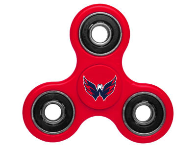 Washington Capitals Forever Collectibles Three Way Fidget Spinnerz