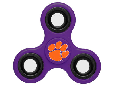 Clemson Tigers Three Way Fidget Spinnerz