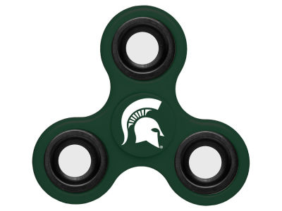 Michigan State Spartans Forever Collectibles Three Way Fidget Spinnerz