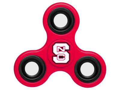 North Carolina State Wolfpack Three Way Fidget Spinnerz