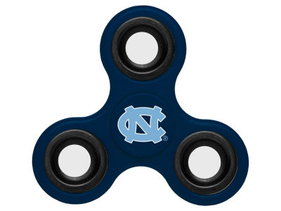 North Carolina Tar Heels Forever Collectibles Three Way Fidget Spinnerz