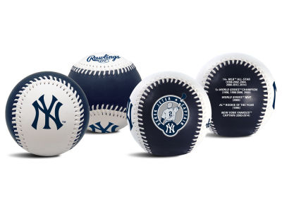 New York Yankees Derek Jeter The Original Team Event Logo Baseball