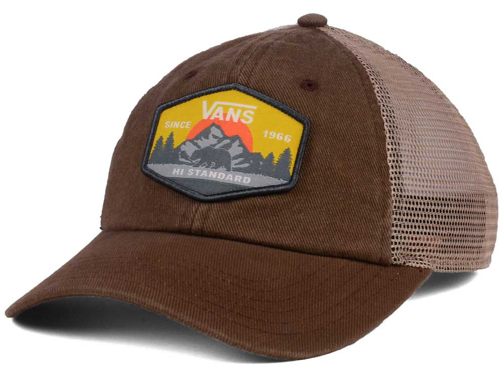 73ae1be79f8 Vans Wirth Two Trucker Hat