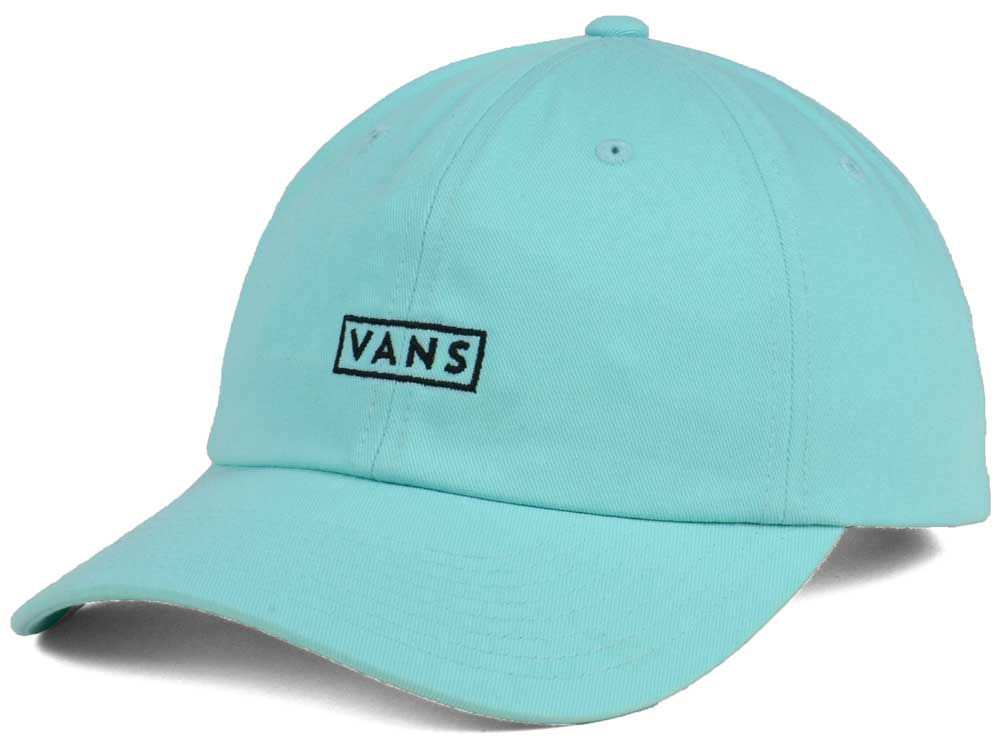 Vans Curved Bill Jockey Cap  034a13a910