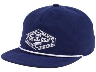 Vans Lockup Unstructured Cap