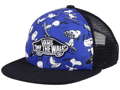 Vans Youth Classic Patch Trucker Hat