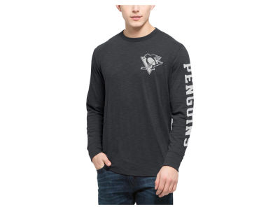 Pittsburgh Penguins '47 NHL Men's Stadium Long Sleeve Scrum T-Shirt