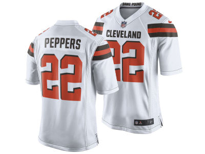 Cleveland Browns Jabrill Peppers Nike NFL Men's Game Jersey
