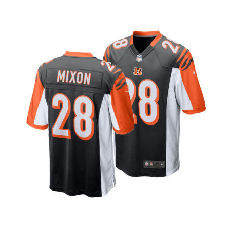 Cincinnati Bengals Joe Mixon Nike NFL Men's Game Jersey