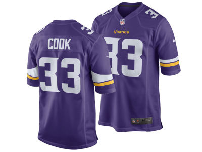 Minnesota Vikings Dalvin Cook Nike NFL Men's Game Jersey