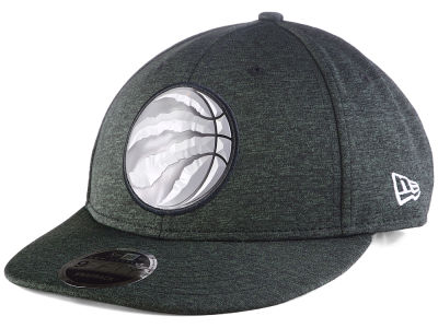 Toronto Raptors New Era NBA Beveled Hit Team Low Profile 9FIFTY Snapback Cap