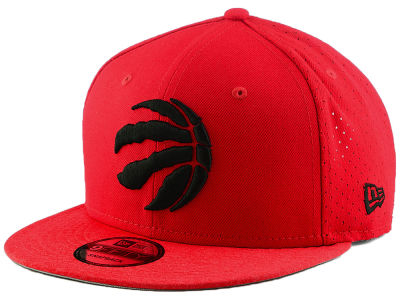 Toronto Raptors New Era NBA Perf Trick 9FIFTY Snapback Cap