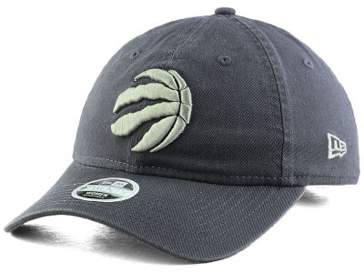 Toronto Raptors New Era NBA Women's Preferred Pick Graphite 9TWENTY Cap