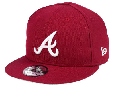 Atlanta Braves New Era MLB Pantone 9FIFTY Snapback Cap
