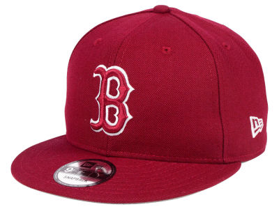 Boston Red Sox New Era MLB Pantone 9FIFTY Snapback Cap