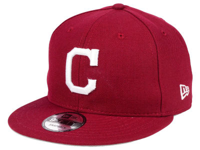 Cleveland Indians New Era MLB Pantone 9FIFTY Snapback Cap